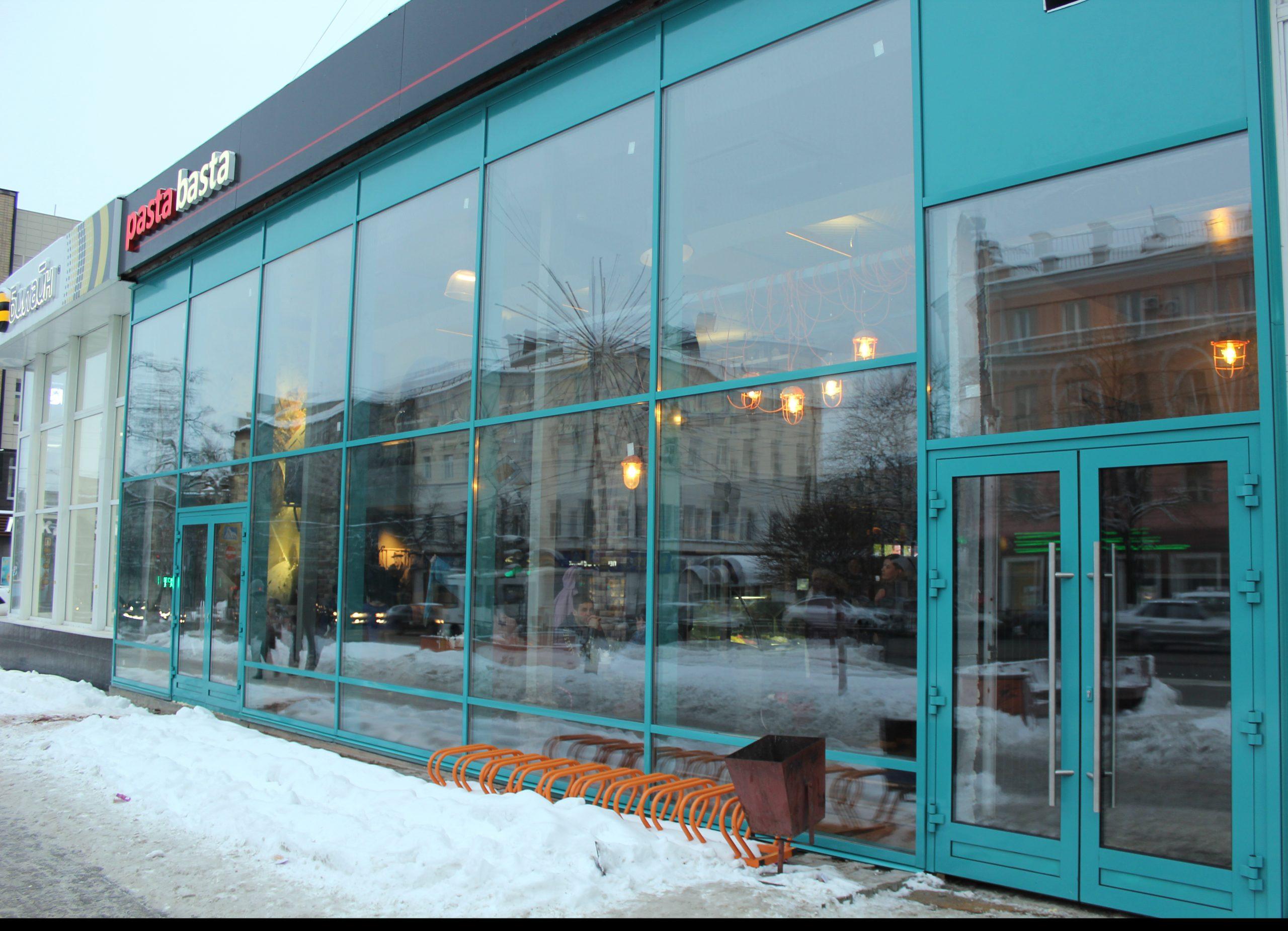 Алюминиевые окна (Алюминиевые конструкции)