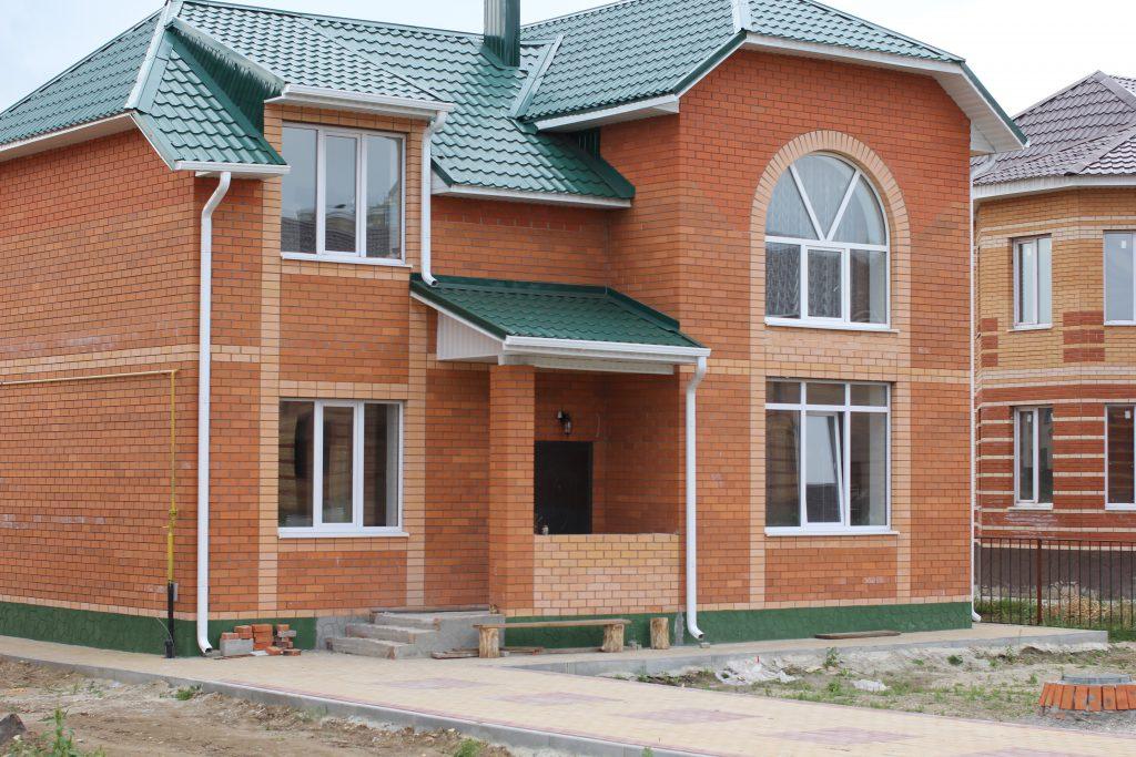 Остекление Таунхаусов и коттеджей окнами из ПВХ профиля в Курске